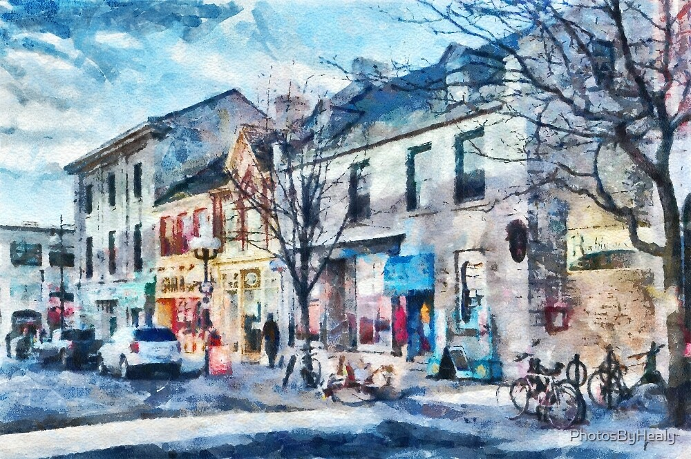 Lower Princess - watercolour by PhotosByHealy