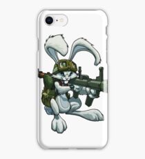 Bazooka Bunny iPhone Case/Skin