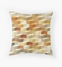 Modern Geometric  Throw Pillow