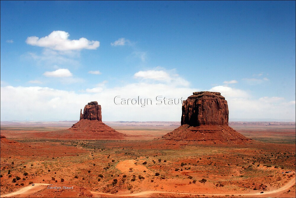 Nature's Monuments by Carolyn Staut