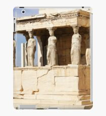 Erechtheion, Acropolis, Athens, Greece, UNESCO word heritage site iPad Case/Skin