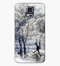 Winter Figure Skating Case/Skin for Samsung Galaxy