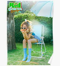 the red summer - SEULGI Poster