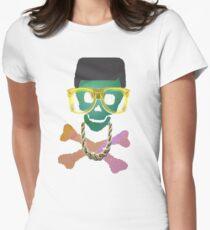 Retro Skull with Hightop T-Shirt