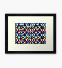 funny style Framed Print