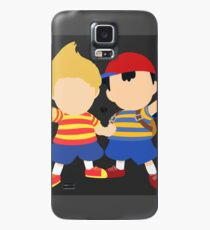 Ness & Lucas (Black) - Super Smash Bros. [Requested] Case/Skin for Samsung Galaxy