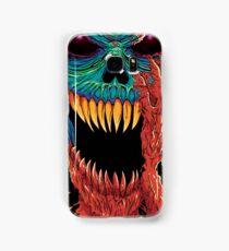 Hyper Beast Skull Samsung Galaxy Case/Skin