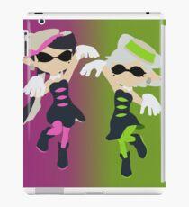 Callie & Marie - Splatoon iPad Case/Skin