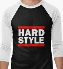 Hardstyle Men's Baseball ¾ T-Shirt