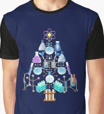 Oh Chemistry, Oh Chemist Tree  Graphic T-Shirt