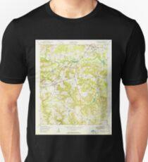 USGS TOPO Map Georgia GA Hephzibah 245906 1950 24000 T-Shirt