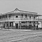 Old pub, Toora by Peter Krause