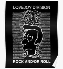 Lovejoy Division Poster