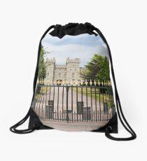 Windsor Castle Drawstring Bag