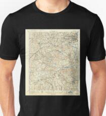 USGS TOPO Map Georgia GA Hephzibah 247471 1922 62500 T-Shirt