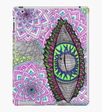 Eye Liner iPad Case/Skin