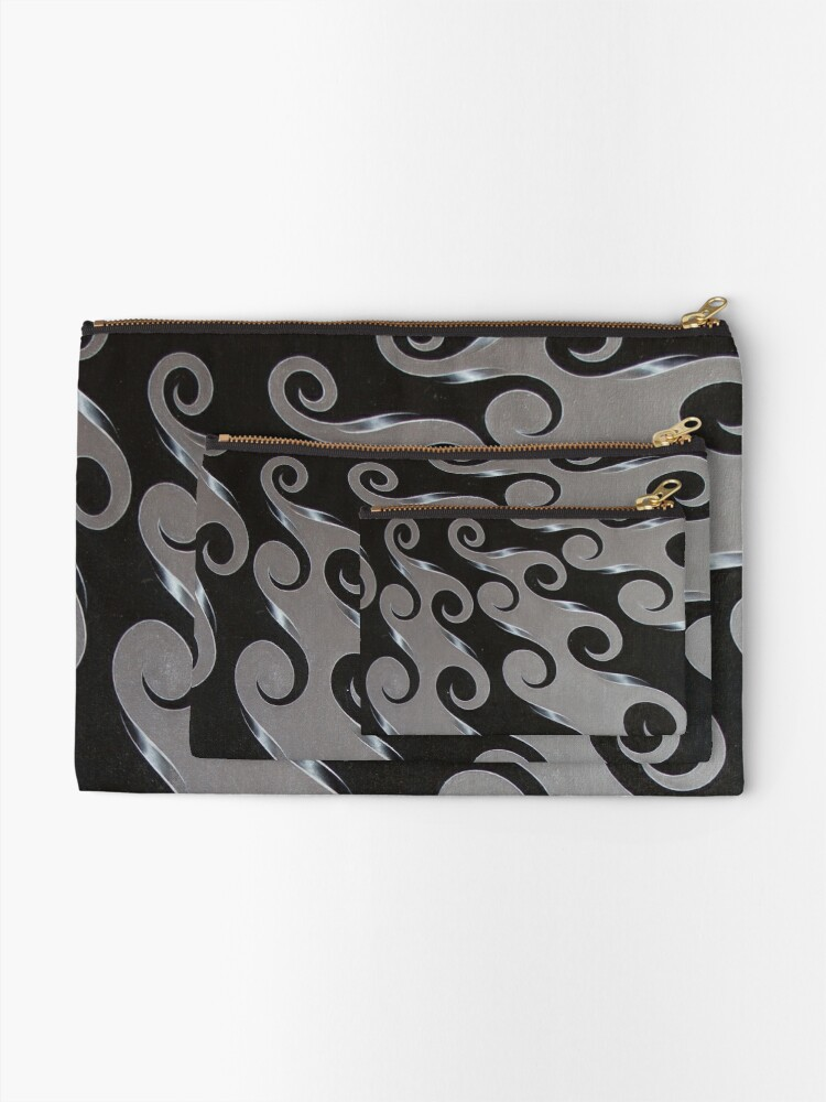 Alternate view of Circulation, No. 1 Zipper Pouch