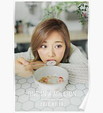 Twice - One in a Million Photobook ft. Tzuyu Poster