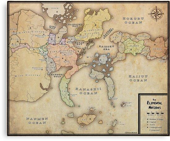 naruto karte Naruto Karte