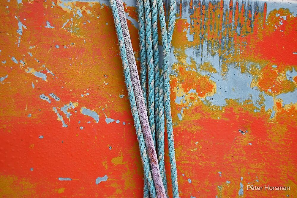 Orange Peel by Peter Horsman