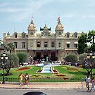 Monte Carlo Casino by Gino Iori