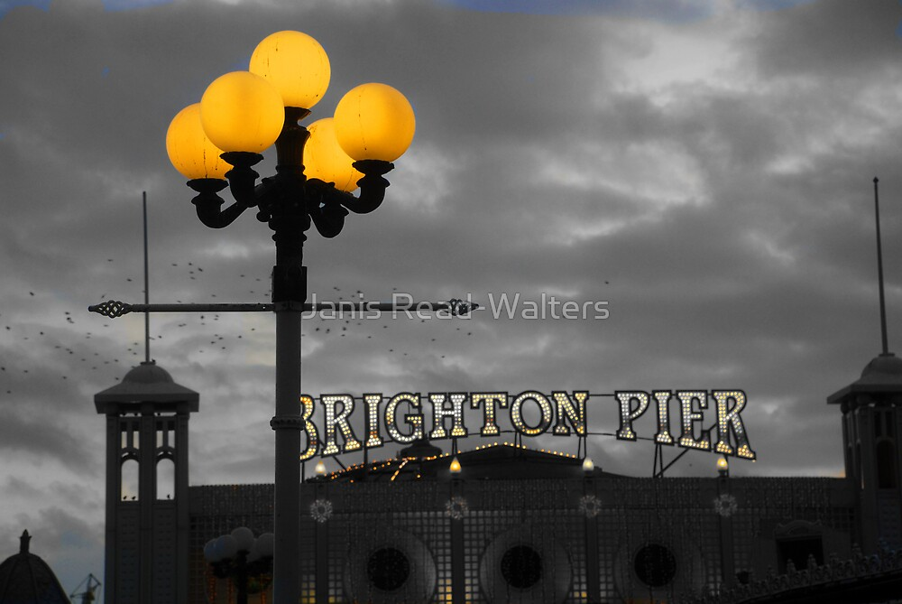 pier by Janis Read-Walters