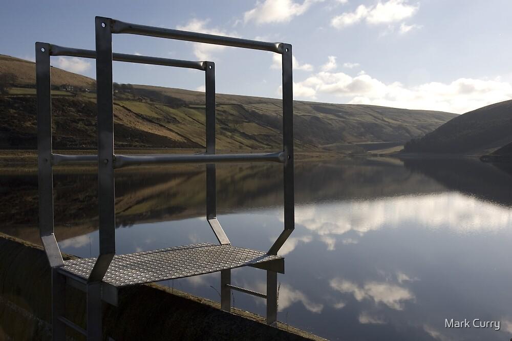 Butterley reservoir, Marsden by Mark Curry