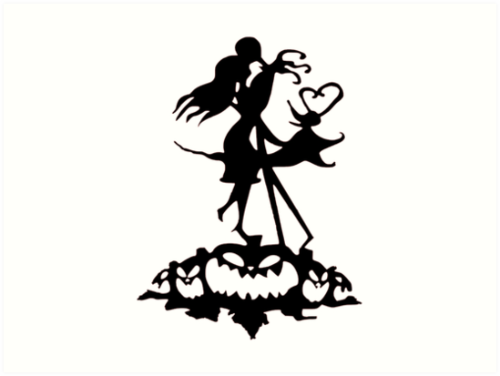 Quot Jack Sally And Zero The Nightmare Before Christmas