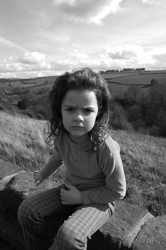 Pennine Girl by Mark Curry