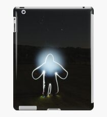 Body Outline iPad Case/Skin