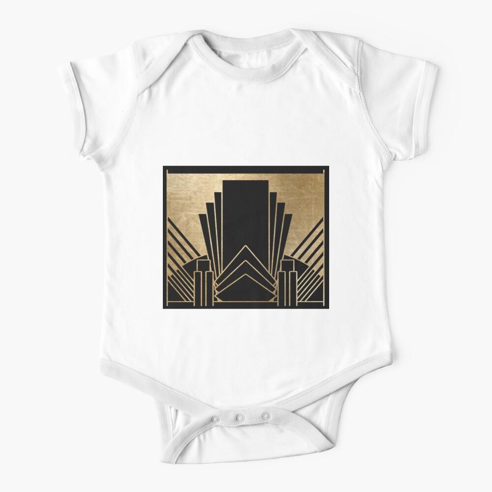 Art-Deco-Design Baby Body