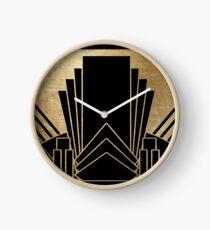 Art-Deco-Design Uhr