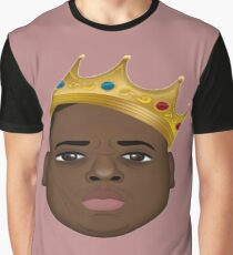 BiggieSmalls Crown Graphic T-Shirt