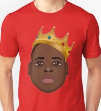 BiggieSmalls Crown T-Shirt