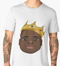 BiggieSmalls Crown Men's Premium T-Shirt