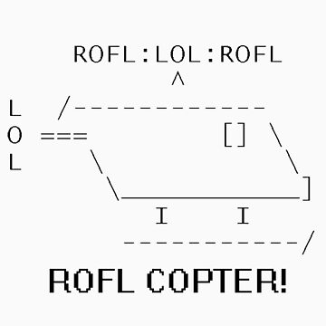 Rofl Copter by elliot81