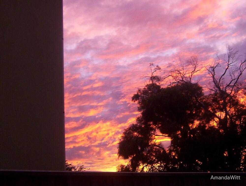 Morning has broken..... by AmandaWitt