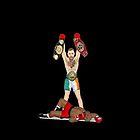 Conor McGregor by baghdad