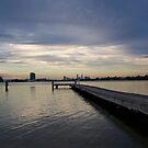 Swan River Applecross by Daniel Rayfield