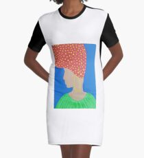 Carmen Graphic T-Shirt Dress