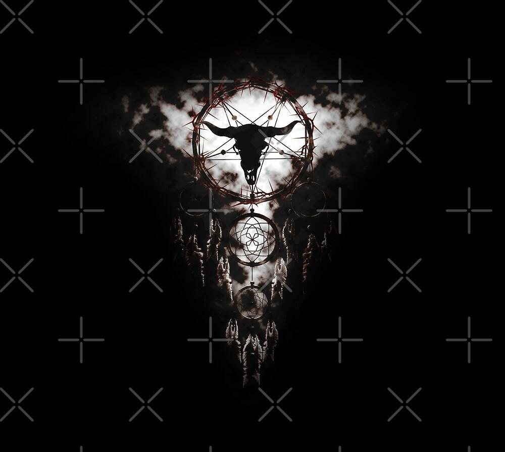 Pentagramm - Traumfänger von cglightNing