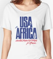 We Are the World Women's Relaxed Fit T-Shirt