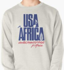 We Are the World Pullover