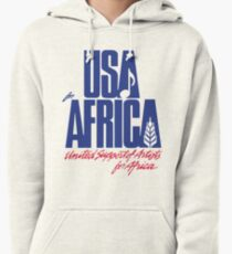 We Are the World Pullover Hoodie
