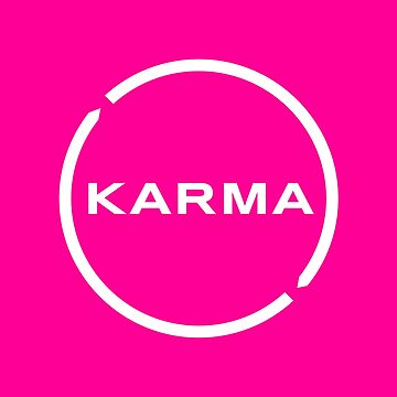 Karma Logo by vectoria