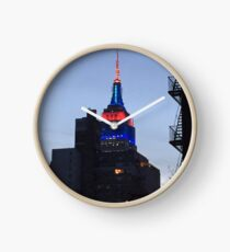 The Empire State Building  Clock