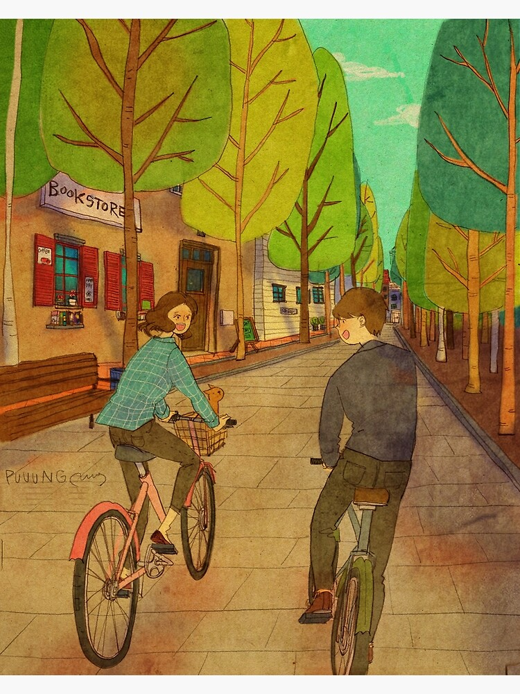 Bicycle by puuung1