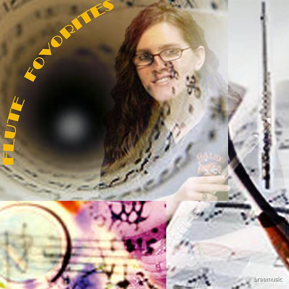 Flute Favorites by breemusic
