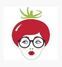 Sweet Tomato Photographic Print