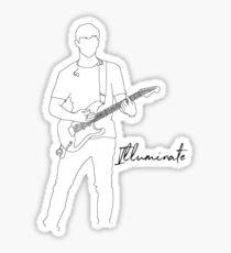 Illuminate - Shawn Mendes Sticker